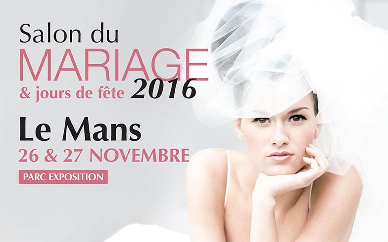 Salon du mariage Le Mans