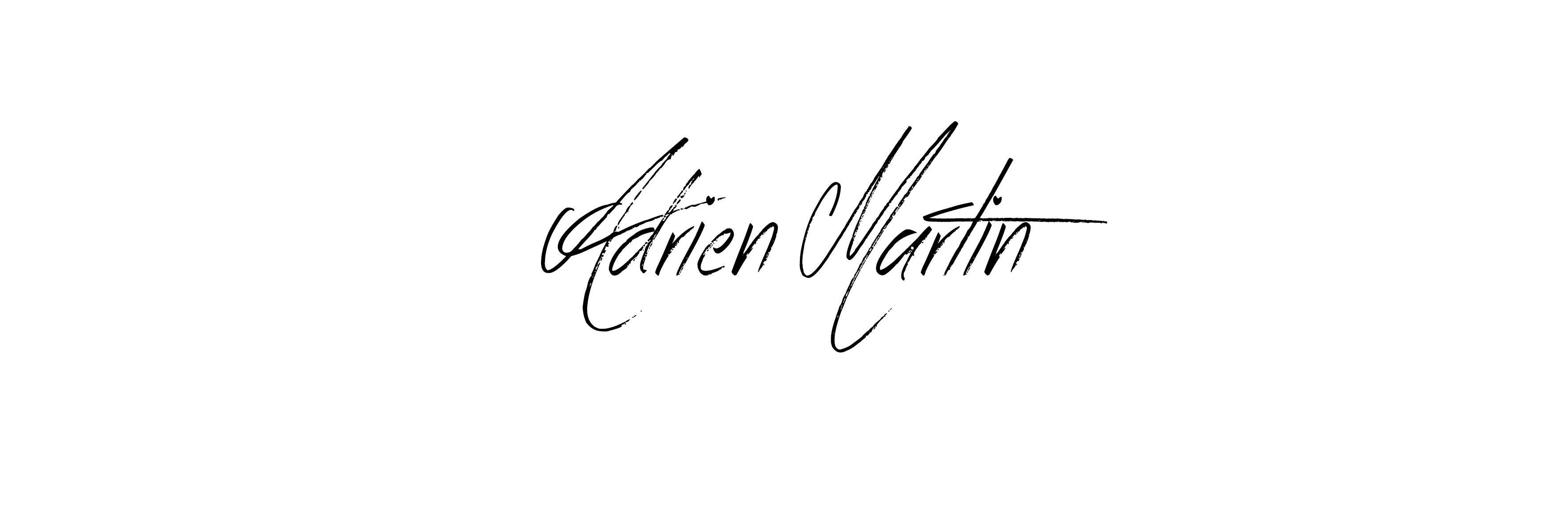 Sign Adrien